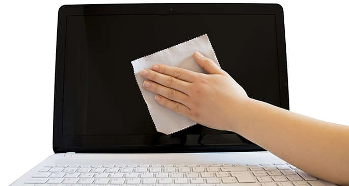Tips to take care of your laptop |